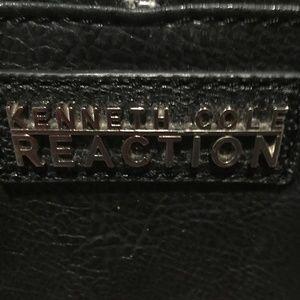 Kenneth Cole Reaction Bags - Kenneth Cole Reaction Black  Hobo Bag